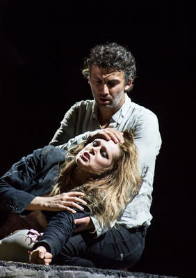 Plakatmotiv: Royal Opera House 2020/21: Manon Lescaut
