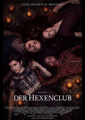Plakatmotiv: Blumhouse's Der Hexenclub