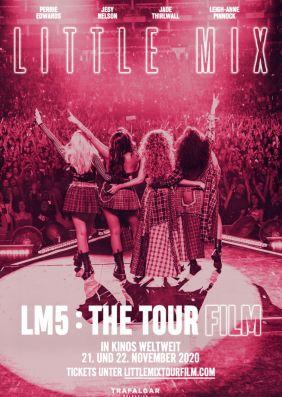 Plakatmotiv: Little Mix: LM5 - The Tour Film