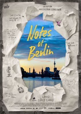 Plakatmotiv: Notes of Berlin