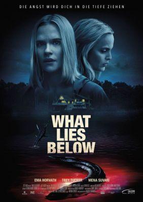 Plakatmotiv: What lies below