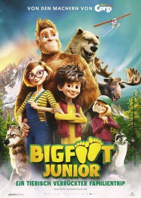 Plakatmotiv: Bigfoot Junior - Ein tierisch verrückter Familientrip