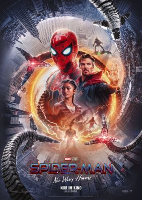 Plakatmotiv: Spider-Man - No Way Home