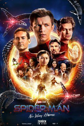 Plakatmotiv: Spider-Man - No Way Home