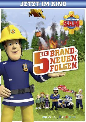 Plakatmotiv: Feuerwehrmann Sam - Das Kinospecial