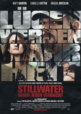 Plakatmotiv: Stillwater - Gegen jeden Verdacht