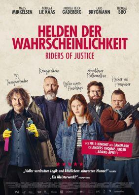 Plakatmotiv: Helden der Wahrscheinlichkeit - Riders Of Justice