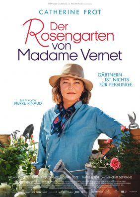Plakatmotiv: Der Rosengarten von Madame Vernet