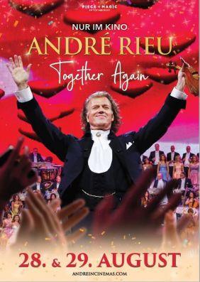 Plakatmotiv: André Rieu - Together Again
