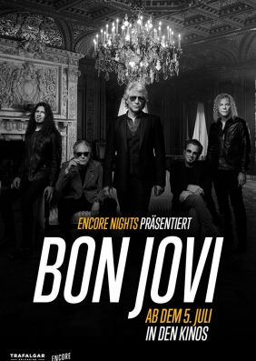 Bon Jovi Encore Drive-In Nights