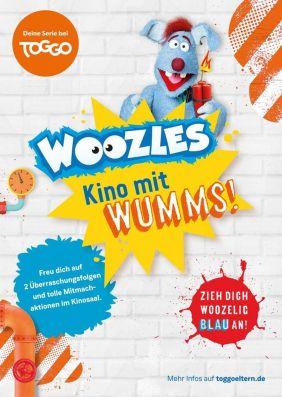 Plakatmotiv: WOOZLES Kino mit Wumms