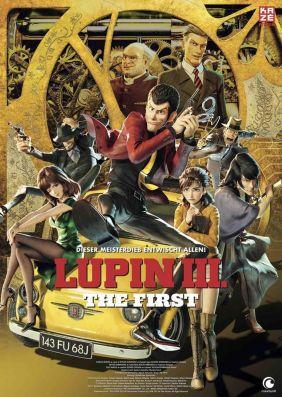 Plakatmotiv: Anime Night 2021: Lupin III: The First