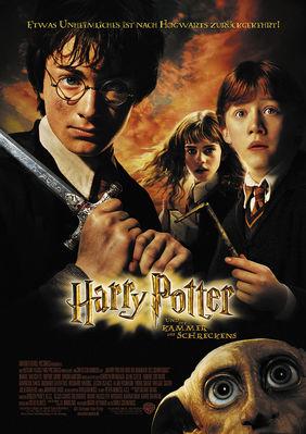 Plakatmotiv: Harry Potter und die Kammer des Schreckens